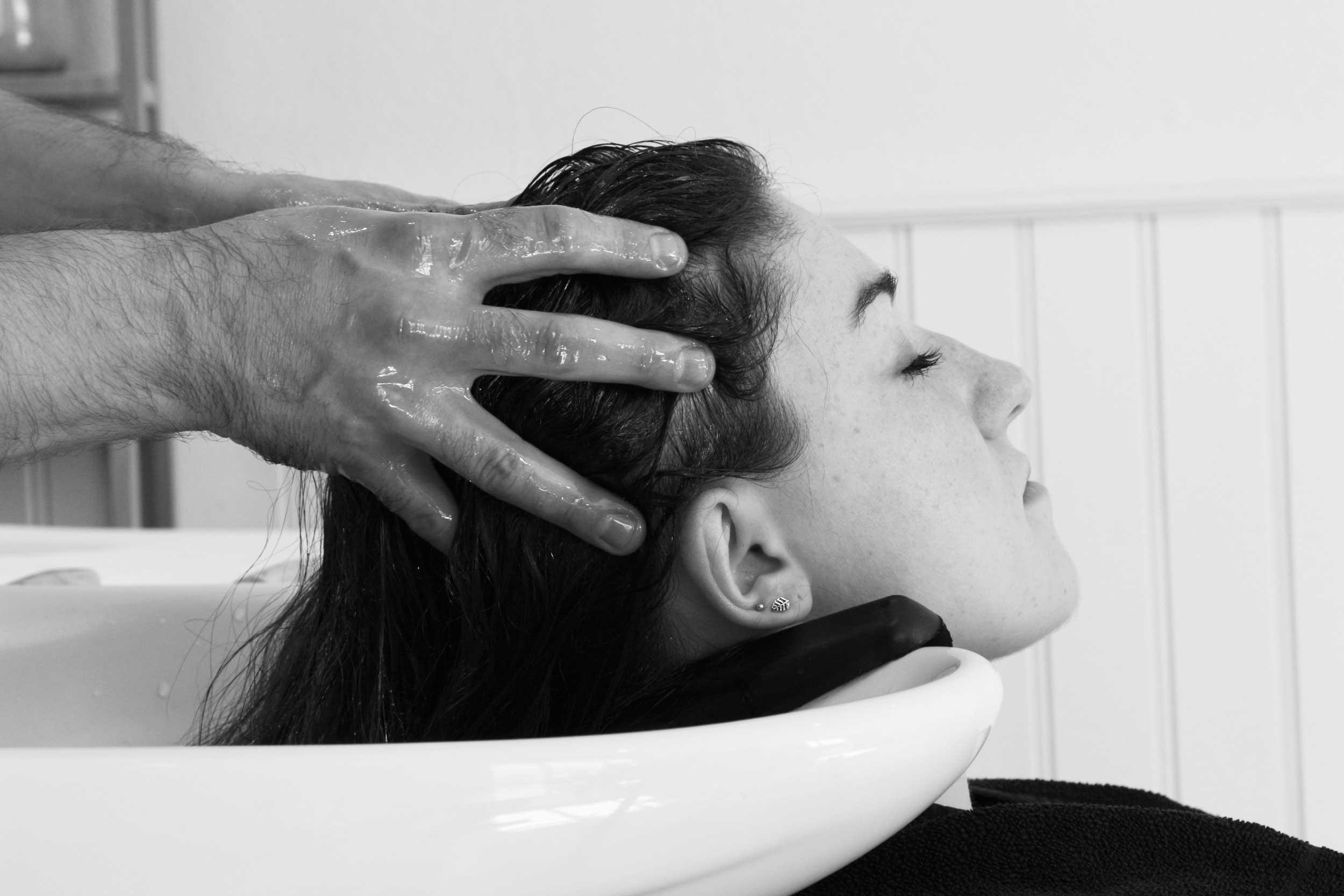 lj coiffure massage cranien